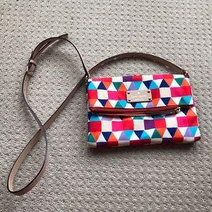Kate Spade colorful crossbody bag